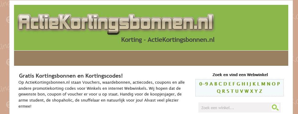 Gratis coupons nederland